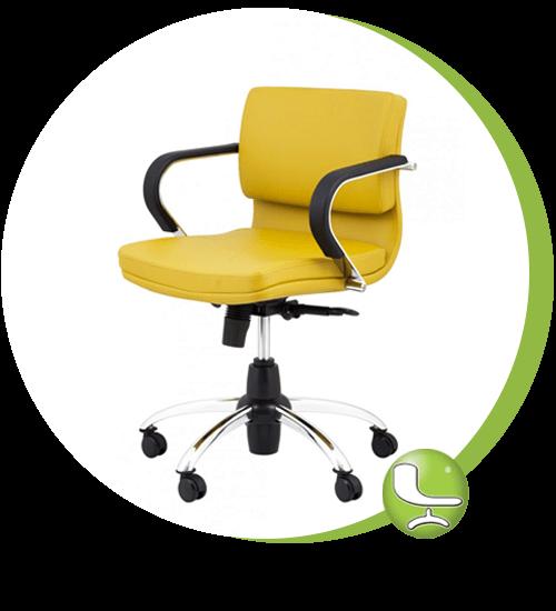 صندلی اداری ارگونومی