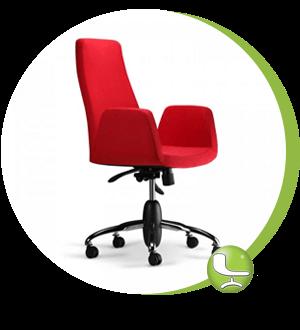 صندلی مدیریت لیدوما