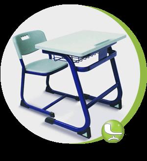 میز و صندلی آموزشی لیدوما