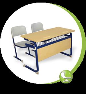 میز و صندلی آموزشی lidoma