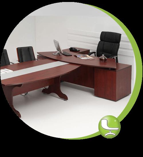 میز اداری لیدوما