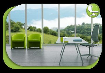 میز و صندلی اداری لیدوما