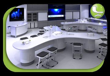 میز و صندلی آزمایشگاهی
