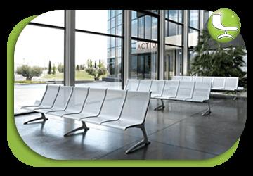 صندلی فرودگاهی لیدوما