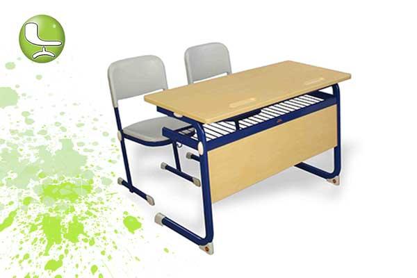 میز و نیمکت آموزشی لیدوما
