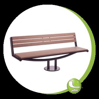 صندلی های پارکی