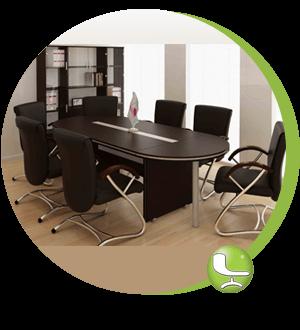میز و صندلی کنفرانس لیدوما