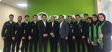اعضای شرکت مبلمان ادرای، آموزشی لیدوما