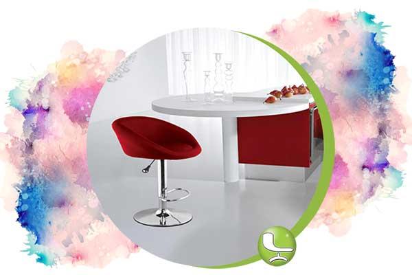 صندلی آشپزخانه ای لیدما