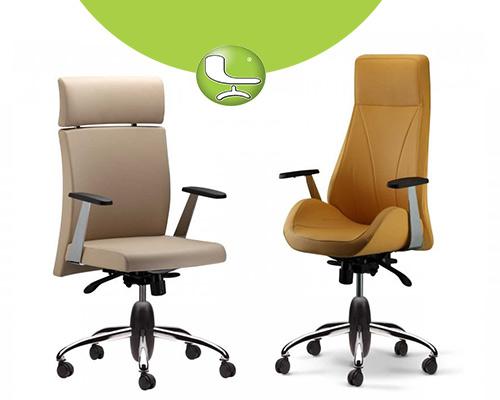 صندلی مدیریت مناسب لیدوما