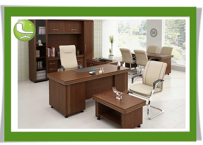 قیمت میز و صندلی اداری لیدوما