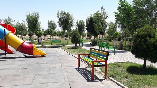نیمکت های پارک