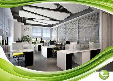 طراحی فضای اداری - مقاله لیدوما